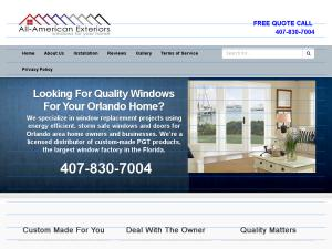 All American Exteriors in Orlando, FL - , Home Remodeling ...