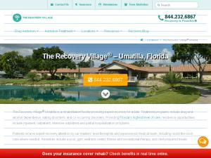 the recovery village umatilla in umatilla fl health fitness